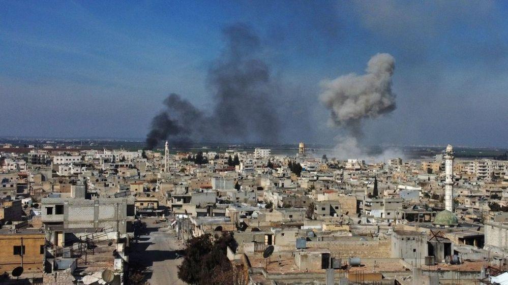 """""""Esad İdlib'den kolay vazgeçmeyecek"""""""