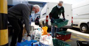 İngiltere'de Koronavirüs gönüllüleri devrede: 170 binden fazla gönüllü