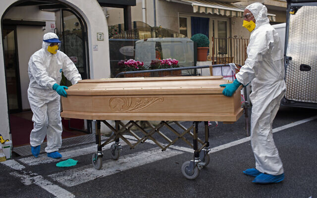 99% of patients killed by coronavirus in Italy had existing illnesses, new study finds