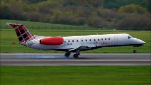 İngiliz Loganair havayolu hükümetten yardım talep edecek
