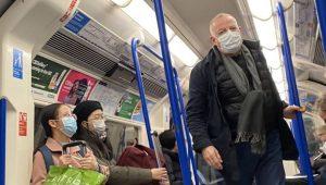 TfL 'stops 2,000 passengers a day' without masks