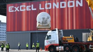 London's ExCel centre will treat Covid-19 patients 'within days'