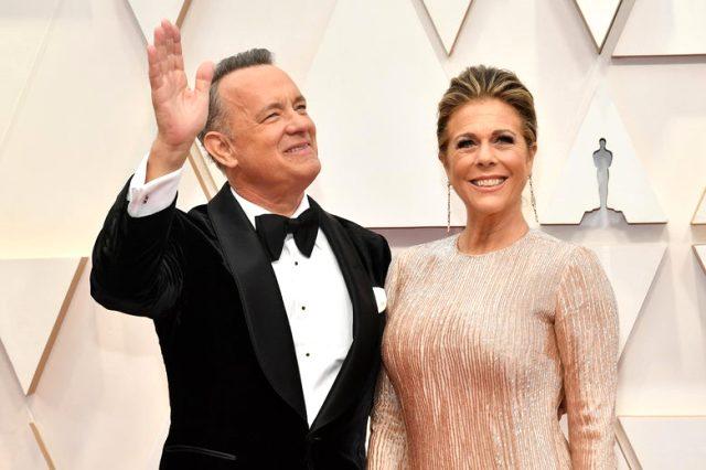Oyuncu Tom Hanks ve eşi Rita Wilson, koronavirüse yakalandı