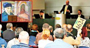 4 sterline alınan Vincent van Gogh tablosu 15 milyon euroya satışa çıktı