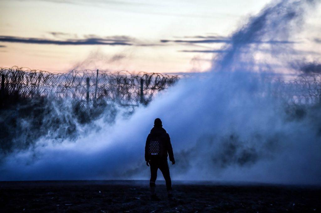 Yunanistan sınırındaki durum İngiliz Hükümeti'ni endişelendiriyor