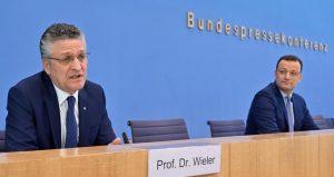 Almanya'da salgının yayılma hızı yavaşladı