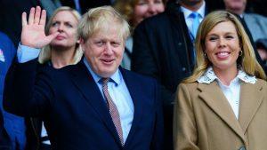 Boris Johnson yeniden baba oldu: Nişanlısı dünyaya bir erkek bebek getirdi