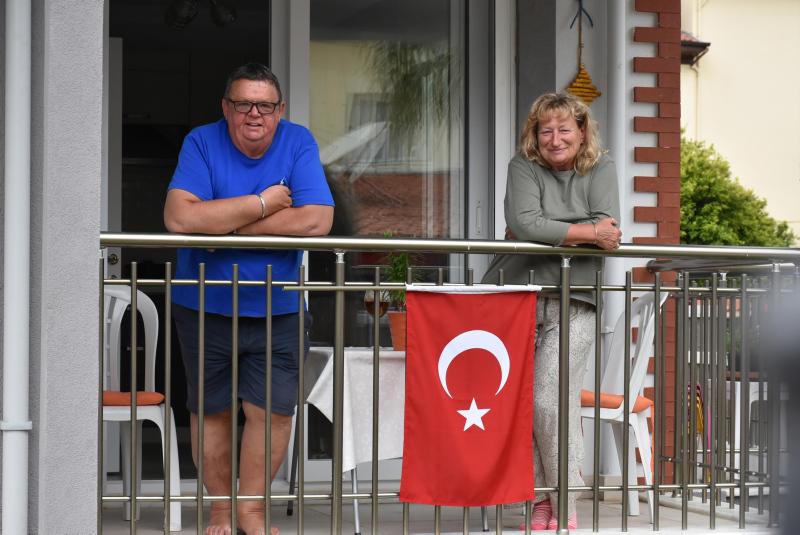 Muğla'da yaşayan İngilizler Türkiye'ye minnettar