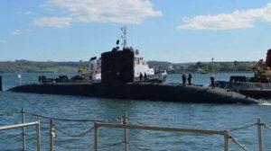 Mürettebatına mangal partisi izni veren denizaltı komutanı görevden alındı