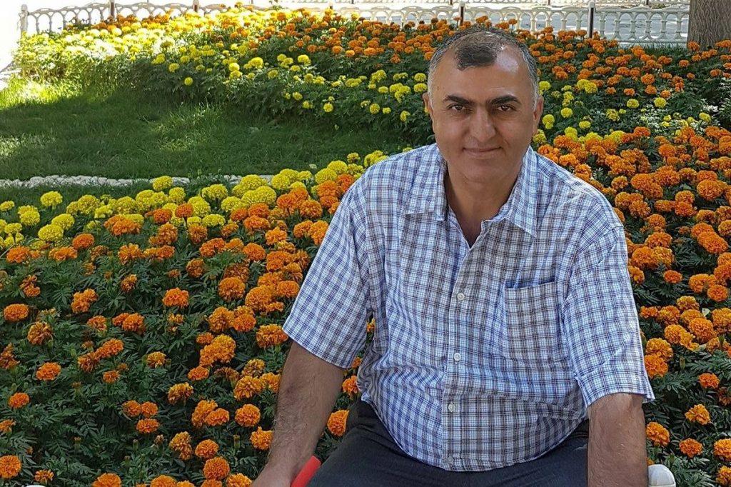Londra'da yaşayan Aksaraylı Murat Ekici salgın sebebiyle memleketinde vefat etti