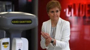 Scotland follows Northern Ireland and bans household visits