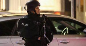Alman polisinden mangal yakan 51 kişiye ceza
