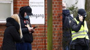 Almanya'da 42 kişilik Türk aile karantina altına alındı