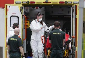 Birleşik Krallık'ta koronavirüs sebebiyle 428 kişinin daha yaşamını yitirdi açıklandı