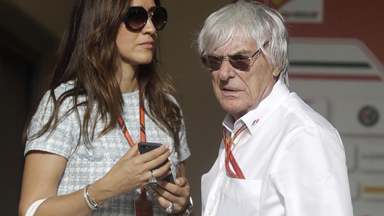 Formula 1'in eski patronu Bernie Ecclestone 89 yaşında dördüncü kez baba olacak