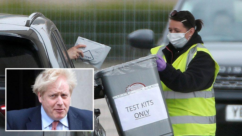 Koronavirüs'e yakalanan Boris Johnson'ın durumu ağır