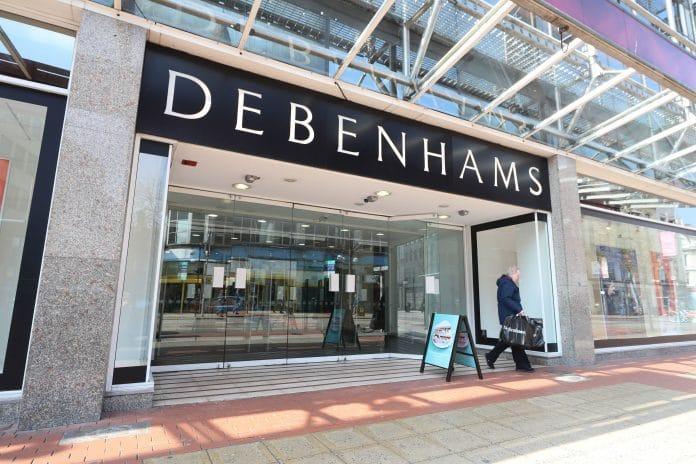 İngiliz perakende şirketi Debenhams tasfiye edilecek