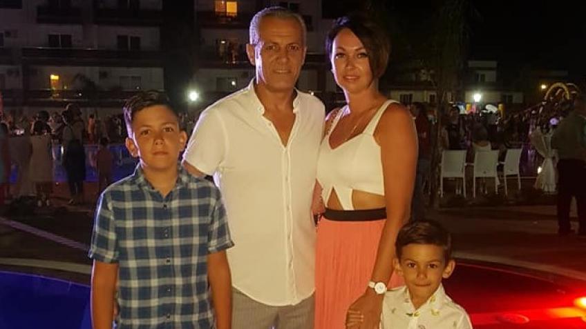 Engin Yorgancı'nın kanser olan eşi Mena için yardım kampanyası