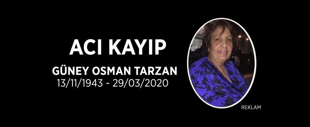 Güney Osman Tarzan
