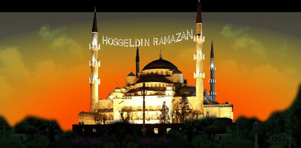 """Bereketin, hoşgörünün ve paylaşmanın sembolü """"Ramazan Ayı"""" geldi çattı"""