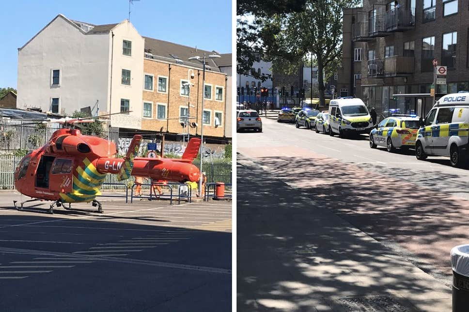 Man charged with murderfollowing an assault in Hackney