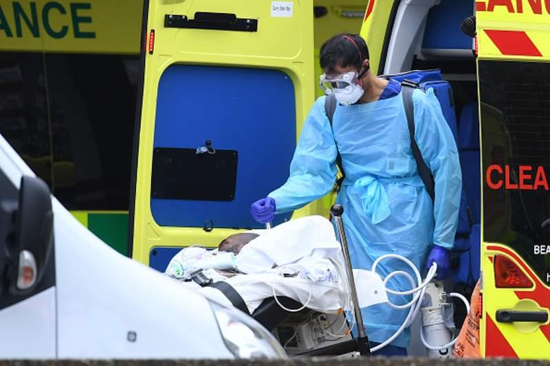 Birleşik Krallık'ta koronavirüsten 684 kişi daha öldü, can kaybı 19 bini aştı