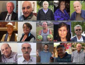 Koronavirüs sebebiyle 73 toplum üyemiz hayatını kaybetti