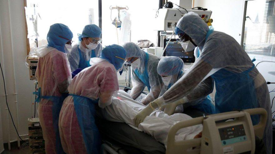 İngiltere'de Koronavirüs sebepli ölüm sayısı 5 bin 655'e yükseldi
