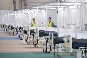 İngiltere'de hastanelerde 12 bin yatak ve 3 bin yoğun bakım ünitesi boş