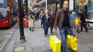İngiltere'de hizmet sektöründe rekor daralma