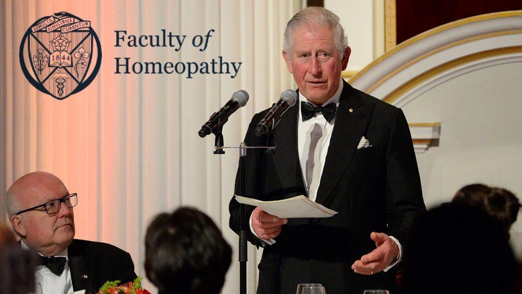 Did homoeopathic treatment help Prince Charles with Coronavirus?