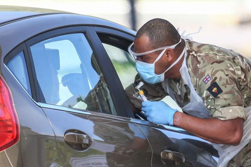 Ordu 'kilit çalışanları' seyyar merkezlerde test etmeye hazırlanıyor