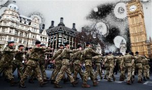 """İngiliz askerlerinin korunması için """"böcek kovucu"""" siparişi verildi"""