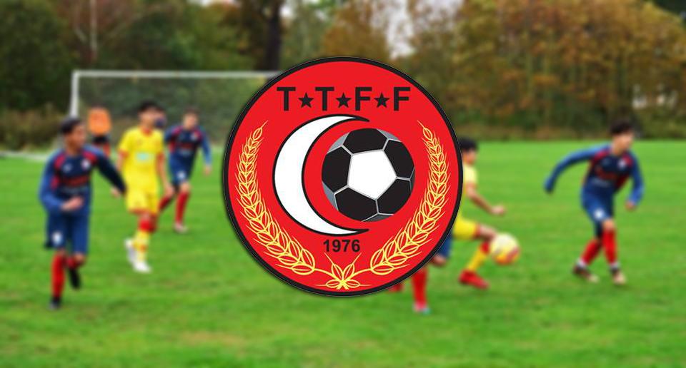 Türk Toplumu Futbol Federasyonu'ndan basın açıklaması