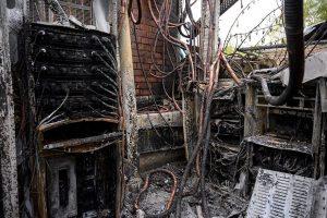 Koronavirüs komplo teorileri nedeniyle İngiltere'de 77 adet 5G istasyonu ateşe verildi