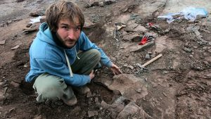 Arjantin'de 70 milyon yaşında dinozor fosili bulundu