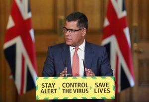 İngiltere İş Dünyası Bakanı güvenli çalışma yöntemleri konusunda sendikalarla konsensüse vardı