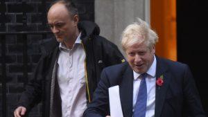 İngiltere Kamu Hizmetleri'nin Boris Johnson'ı eleştiren paylaşımı gündem oldu