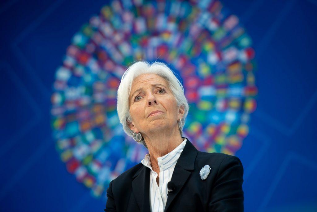 """""""Euro Bölgesi ekonomisi 2020'de yüzde 8 ile 12 arasında küçülecek"""""""