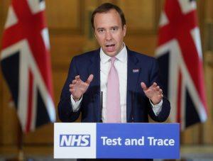 """İngiltere Sağlık Bakanı: """"İkinci dalga olmaması için ne gerekiyorsa yapmalıyız"""""""