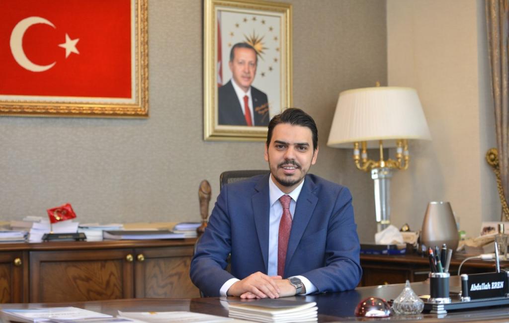 YTB Başkanı Abdullah Eren'in Ramazan Bayramı mesajı