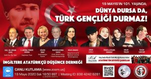 ASUK celebrating May 19th with special live program