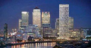 Londra'nın finans merkezinde yeni çalışma düzeni hazırlıkları