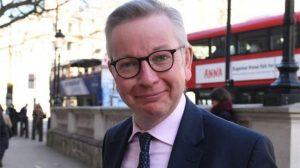 Michael Gove: Brexit müzakereleri iyi gidiyor ama AB biraz esneklik göstermeli