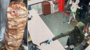 Londra'daki bir kebapçıda silahlı saldırı: Tavuk dönere kurşun