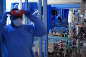 İngiltere'de hastanelerde hayatını kaybeden Covid-19 hastalarının 'dörtte biri şeker hastasıydı'
