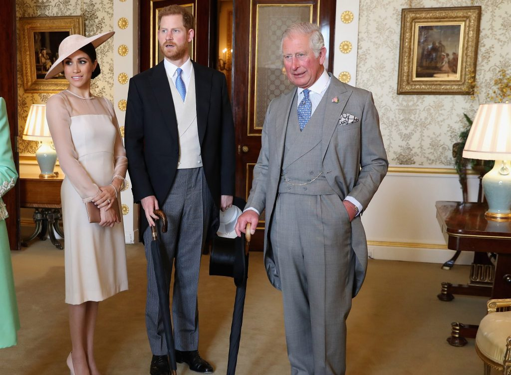 Harry-Meghan çifti Prens Charles'tan yardım istemek zorunda kaldı