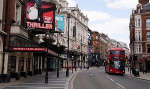 Londra'da ücretsiz seyahat kapıda