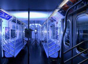 New York toplu ulaşım araçlarını UVC ışınları ile dezenfekte etmeyi deneyecek