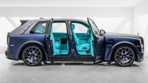 İngiltere'de ilk üretime başlayacak marka Rolls-Royce